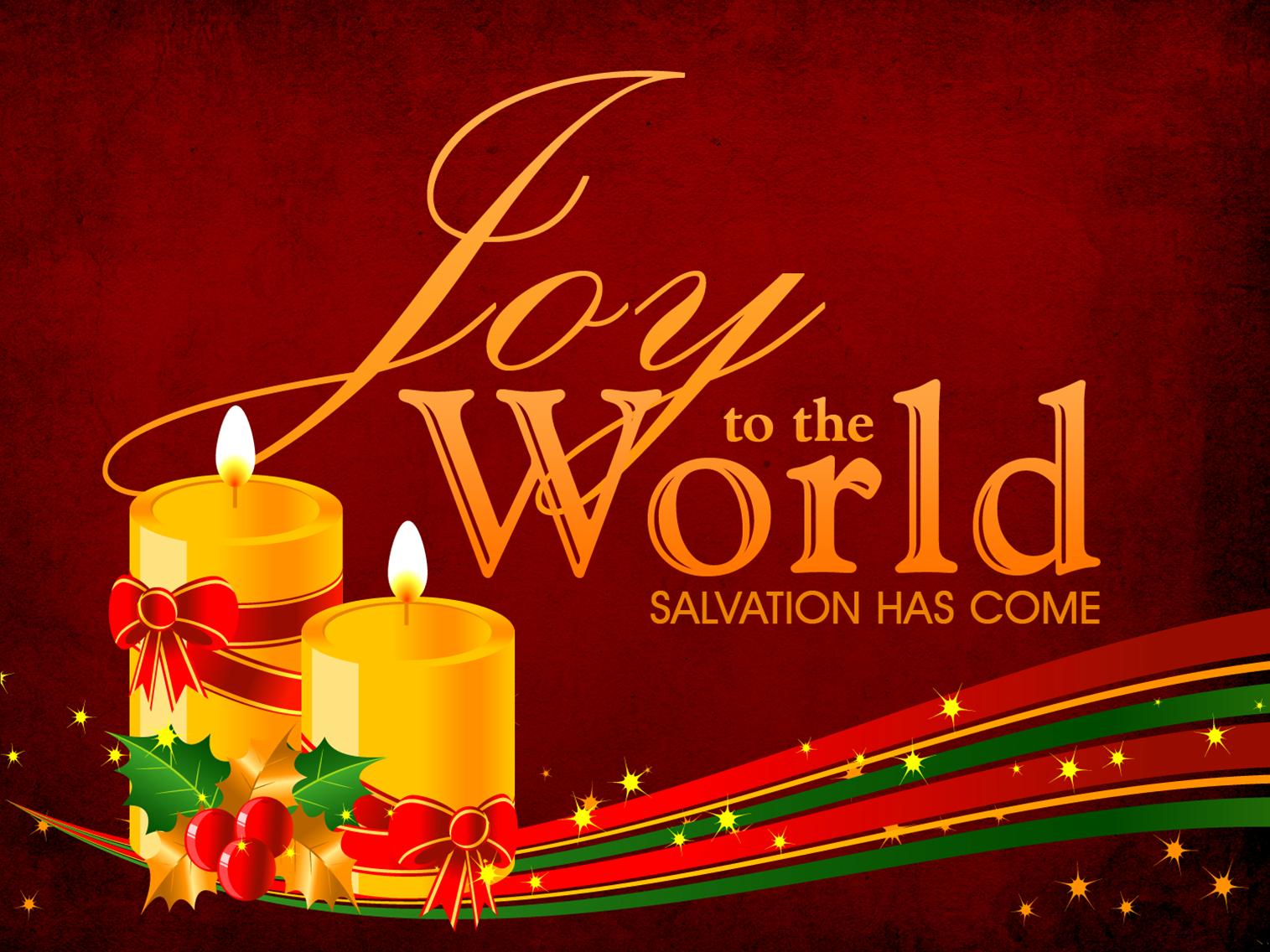 Christmas-Sunday-Joy-to-the-World | Seth Polk